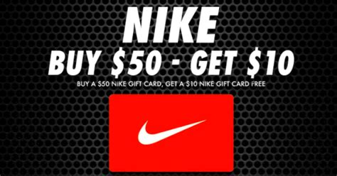 Exchange Target Gift Card For Amazon Gift Card - free 10 bonus nike egift card with 50 nike egift card purchase hip2save