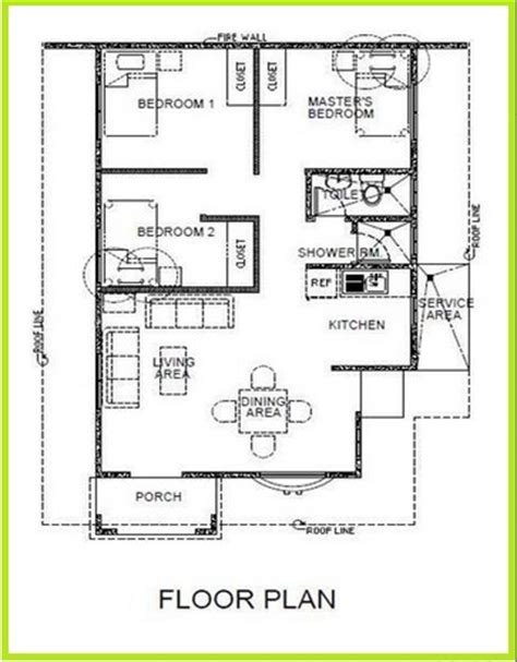 100 sq meters house design 100 square meters house floor plan house plans