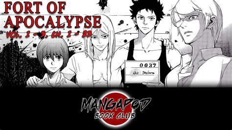 fort of apocalypse mangapod book club 107 fort of apocalypse chapters 1