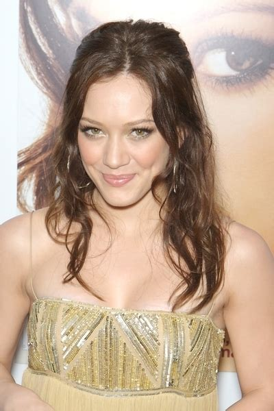 Hilary Duff Thinks She Has by Hilary Duff Smitten With Robert Pattinson