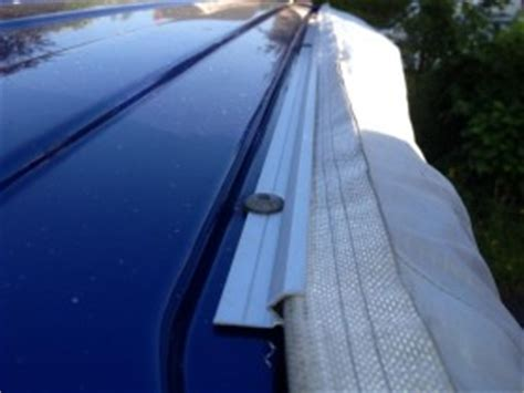 Cer Awning Rail by How Do I Which Drive Away Awning Will Fit Vehicle