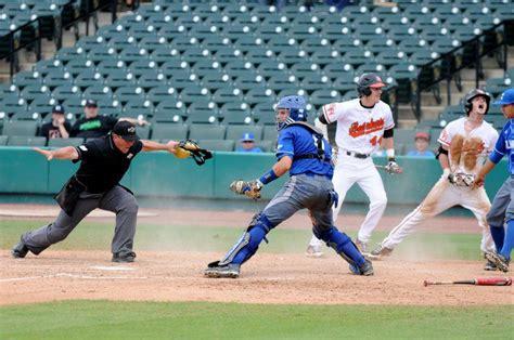 Backyard Baseball Tournaments Corpus Christi Bearkats Rally To Beat A M Corpus Christi 3 2