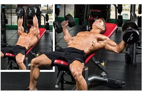 best bench workout for chest the best chest exercises for men for a bigger chest