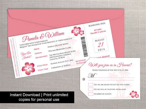 free boarding pass invitation template boarding pass invitation template 25 free psd format