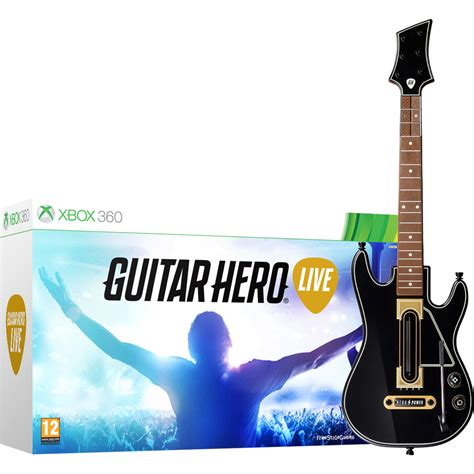 Guitar Now Available For Xbox 360 by Xbox 360 Hry Guitar Live Xbox 360 Kytara Na Xbox