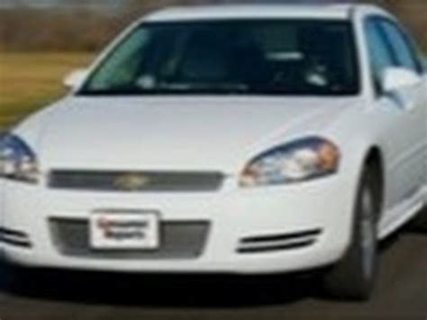 2011 chevy impala consumer reviews 2012 2013 chevrolet impala review consumer reports