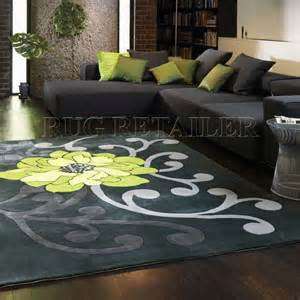 jeff banks pc 92 grey lime green rugs made to order