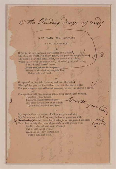 The Wound Dresser Whitman by 100 Walt Whitman The Wound Dresser Walt Whitman