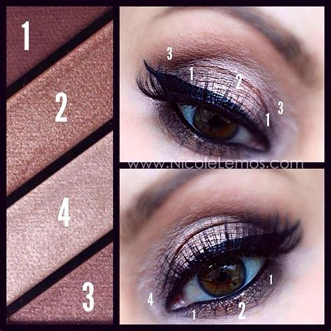 Eyeshadow Quads For Brown best 25 canada ideas on