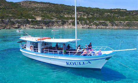 the boat trip koulla full day cruise cyprus mini cruises boat trip
