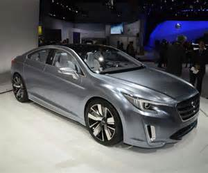 Legacy Subaru 2019 Subaru Legacy Will Be Updated But Not For Engines