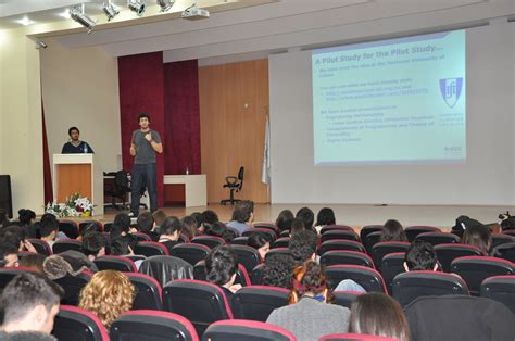 Academic Presenter X Academic Presentation At Ieee Turkish Chairpersons