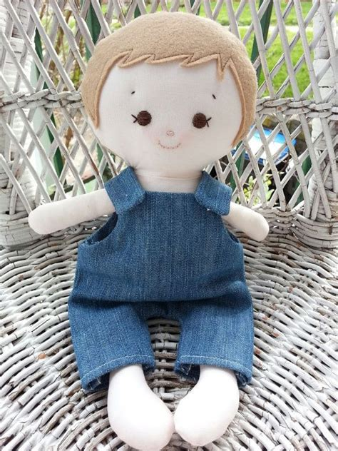 Handmade Rag Doll Patterns - my friend noah a handmade cloth doll the