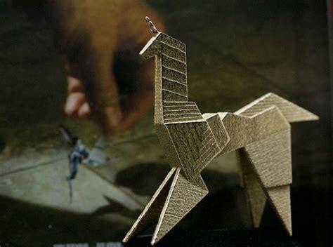 Blade Runner Origami - gaff s unicorn blade runner origami lg8h4evnd by