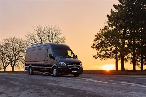 Klassen Auto by Klassen 174 Vip Car Design Technology Viano Sprinter