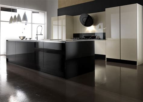 High Gloss Lacquer Kitchen Cabinets Astra Contemporary Kitchen Design Www Kitchentown Jpg