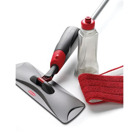 Rubbermaid Spray Mop Reveal rubbermaid reveal microfibre spray mop bunnings warehouse
