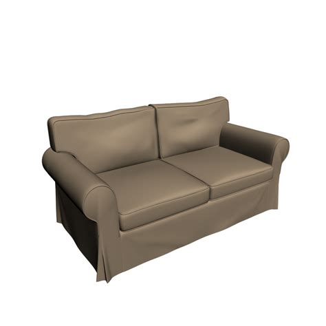 ikea loveseat ektorp loveseat design and decorate your room in 3d