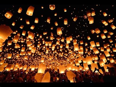 when does the festival of lights start rise lantern festival