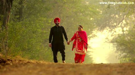 Latest Best traditional Punjabi Pre Wedding Shoot   YouTube