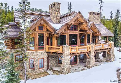 Homes For Sale In Montana by Montana Log Homes For Sale Taunya Fagan Real Estate