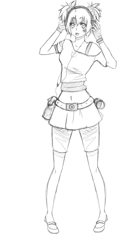 pokemon trainer coloring pages kyra pokemon trainer by ainim on deviantart