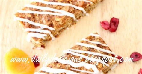 fruit and nut bars dailydelicious fruit and nut bars i m for you