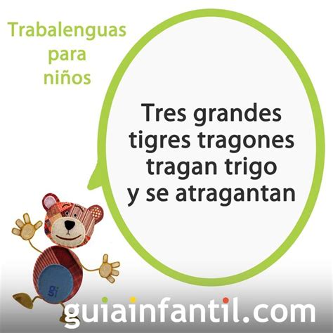 trabalenguas con ll trabalenguas 17 best images about trabalenguas on pinterest spanish