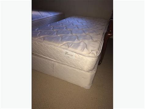 twin bed mattress and box spring one twin mattress and box springs victoria city victoria