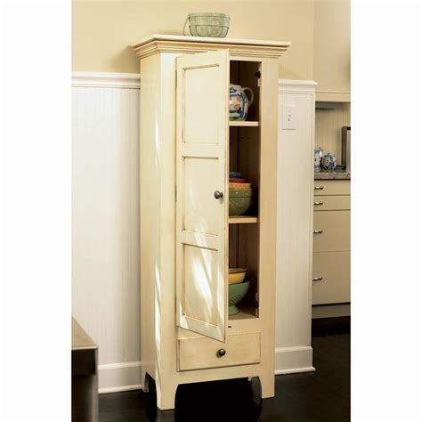 Classic Cupboard - country classic chimney cupboard woodworking plan from