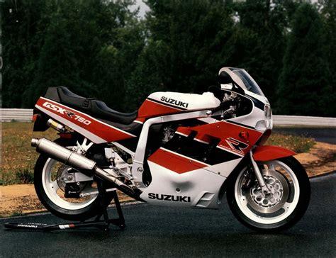 Suzuki Gsx F 750 1989 Suzuki Gsx 750 F Reduced Effect Moto Zombdrive