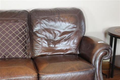 broyhill leather recliner sofa broyhill leather sofa with reclining