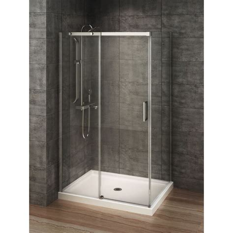 berlin glass      rectangular corner shower stall ebay