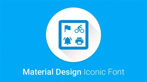 Material Design Vs Font Awesome | 20 free awesome icon fonts for web designers ninodezign com