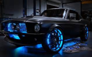 Lighting A Car On Led Underbody Lighting That Gives Custom Appearance To