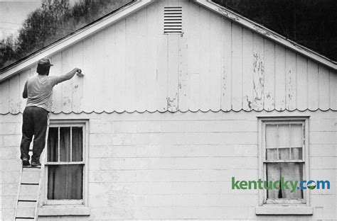 house painters lexington ky leatherwood house painter 1986 kentucky photo archive