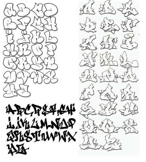Letters Writing wiki graffiti graffiti alphabet