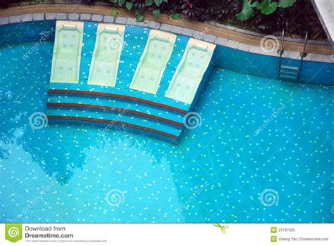 pool beds bed and swimming pool royalty free stock photo image 21797325