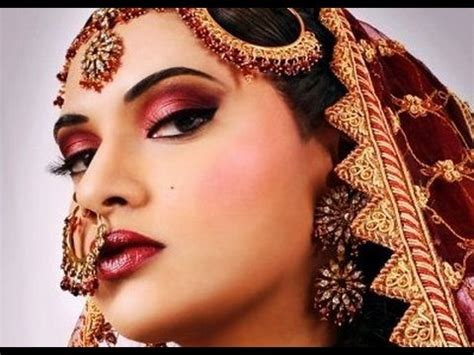 tutorial make up natural india bollywood beauty indian inspired makeup tutorial youtube