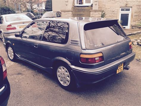 1991 toyota for sale 1991 toyota corolla gti for sale classic cars for sale uk