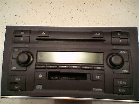 Audi A4 B6 Stereo by Audi A4 B6 02 05 Symphony 6 Disc Cd Stereo