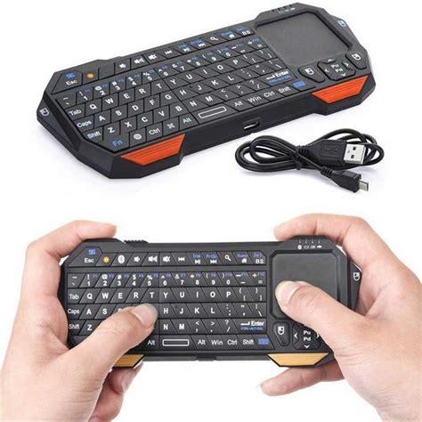 Best Seller Mini Keyboard Via Wireless Bluetooth Android bt05 wireless bluetooth keyboard mini touch phone keyboard