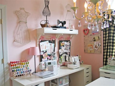 sewing room ideas a dreamy sewing studio olabelhe