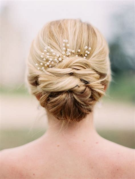 wedding hairstyles with pearls wedding hairstyles deer pearl flowers part 2