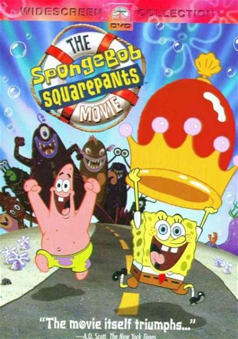 the spongebob squarepants movie 2004 imdb the spongebob squarepants movie 2004 on collectorz com