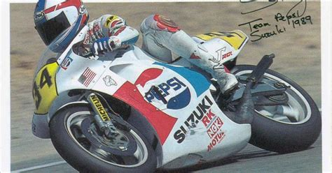 Suzuki Motogp Aufkleber by Suzuki Rg500 Kevin Schwantz Team Pepsi Suzuki Stickers