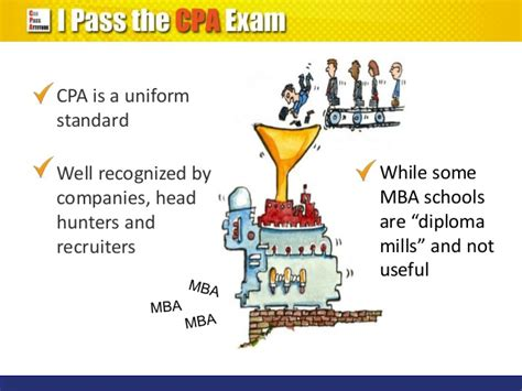 Is A Degree Or Mba Better by Cpa Qualification Vs Mba Degree Which Is Better