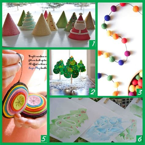 christmas in july kids craft round up 183 lesson plans
