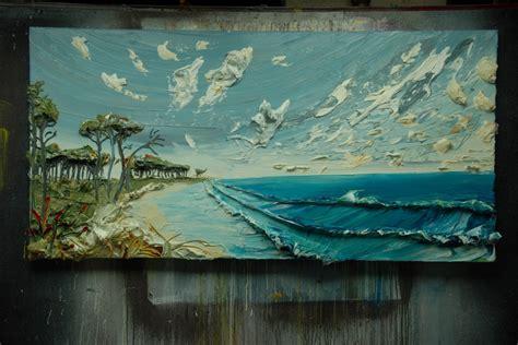 painting on justin gaffrey 11 artboom