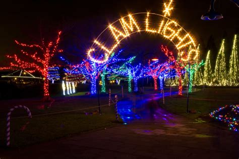 christmas lights coulon park 10 best light displays in washington 2016